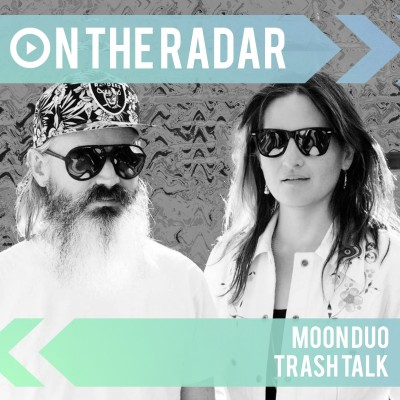 An image for Moon Duo //  Trash Talk