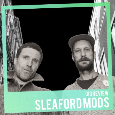 An image for Gig Review: Sleaford Mods. Rough Trade, Nottingham 04/03/2017