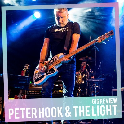An image for Gig Review: Peter Hook & The Light. Rock City, Nottingham 11/03/2017