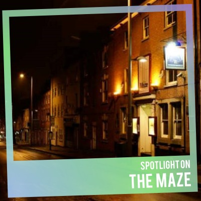 An image for Spotlight On: The Maze