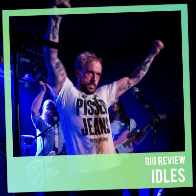An image for Gig Review: Idles. The Bodega, Nottingham 29/03/2017