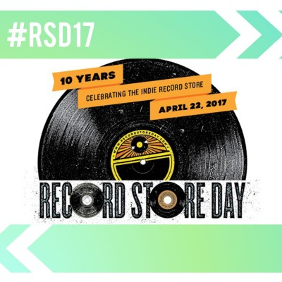 An image for Record Store Day 2017