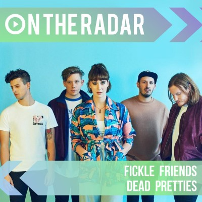 An image for Fickle Friends // Dead Pretties