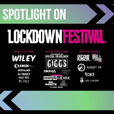 Spotlight On: Lockdown Festival