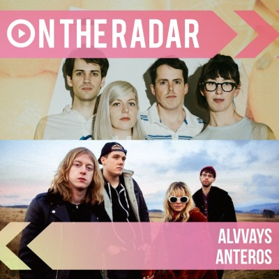 An image for Alvvays // Anteros