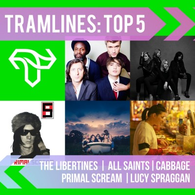 An image for Tramlines: Top 5