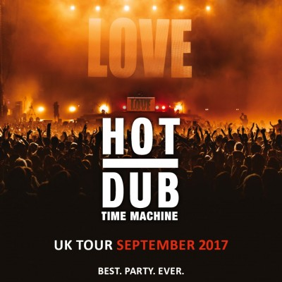 An image for Spotlight On: Hot Dub Time Machine