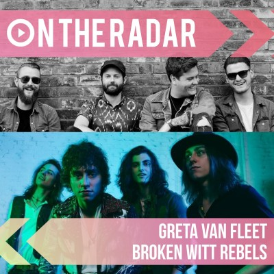 An image for Greta Van Fleet // Broken Witt Rebels