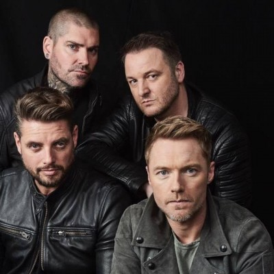 WIN a MEET AND GREET with BOYZONE!