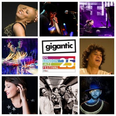 An image for Top 5: EFG London Jazz Festival
