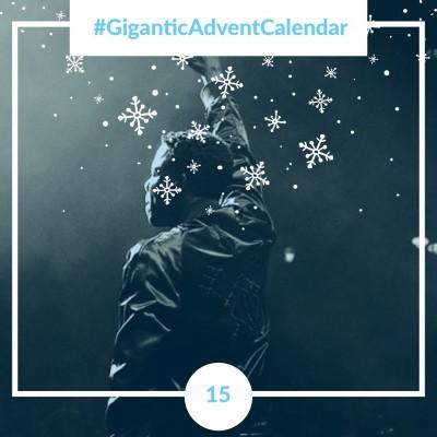 An image for Week 3 #GiganticAdventCalendar