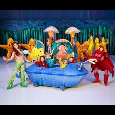 An image for Win a VIP family ticket to Disney On Ice presents Worlds of Enchantment
