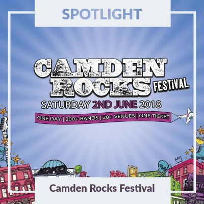 An image for Spotlight On: Camden Rocks