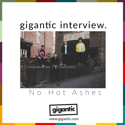 An image for Interview: No Hot Ashes