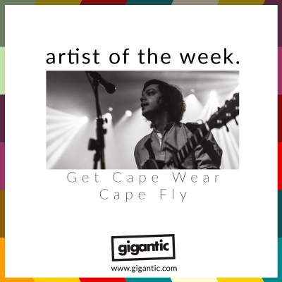 An image for AOTW // Get Cape. Wear Cape. Fly.