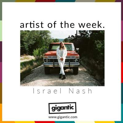 An image for AOTW // Israel Nash