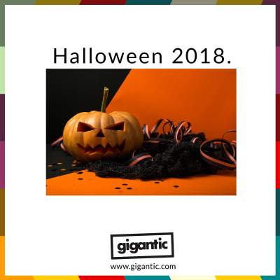 An image for Halloween 2018