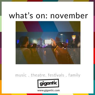 An image for What's On: November