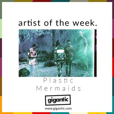 An image for AOTW // Plastic Mermaids