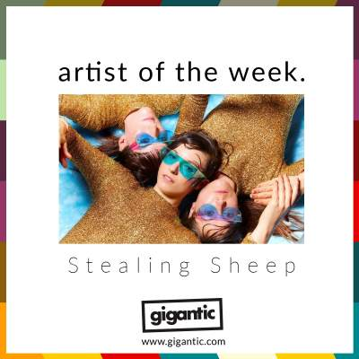 An image for AOTW // Stealing Sheep