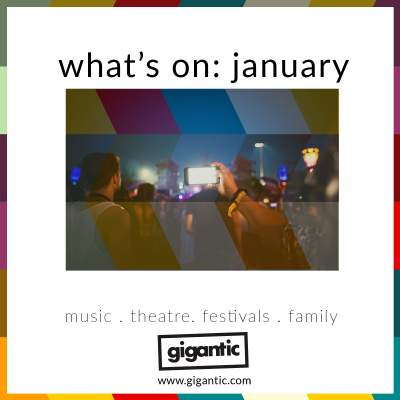 An image for What's On: January