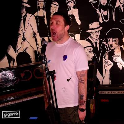 An image for Sleaford Mods - The Moonshine Sessions