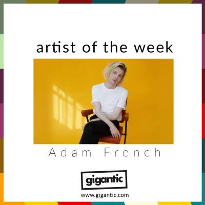 An image for AOTW // Adam French