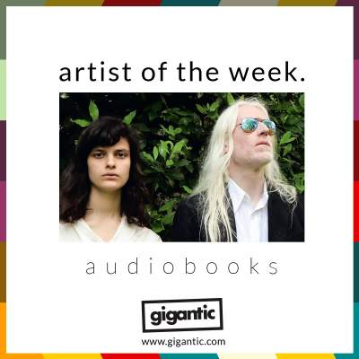 An image for AOTW // audiobooks