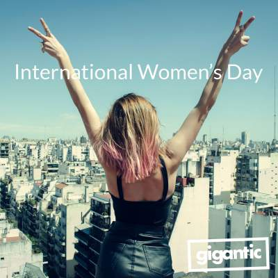 An image for International Women's Day 2019