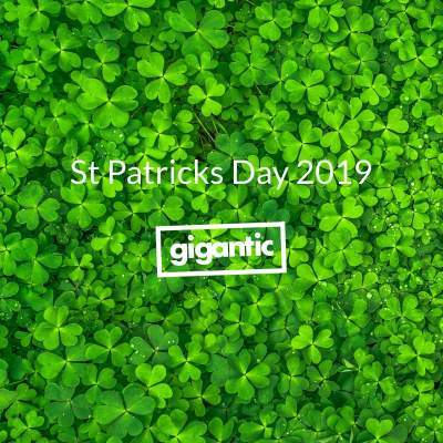 An image for St. Patrick's Day 2019