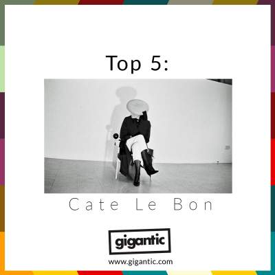 An image for Top 5: Cate Le Bon