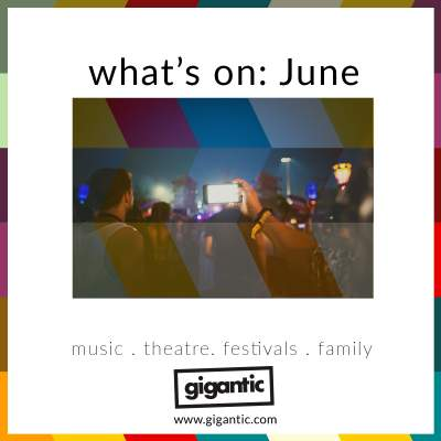 An image for What's On: June