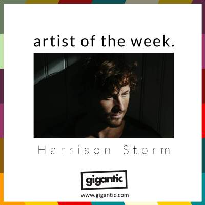An image for AOTW // Harrison Storm