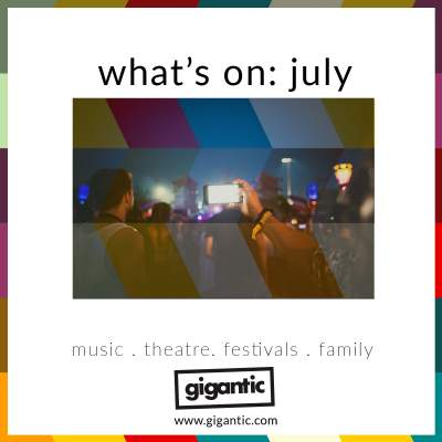 An image for What's On: July