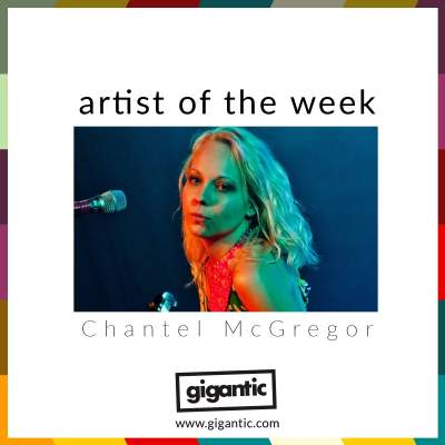 An image for AOTW // Chantel McGregor