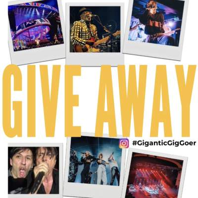 An image for #GiganticGigGoer Giveaway