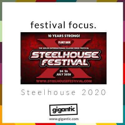 An image for Steelhouse Festival 2020