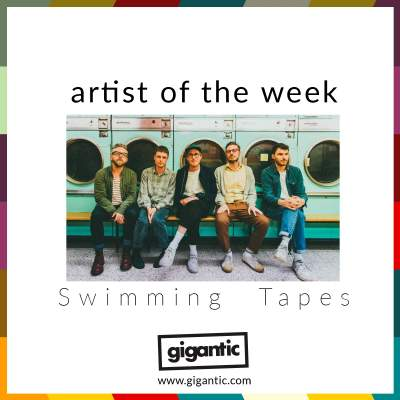 An image for AOTW // Swimming Tapes