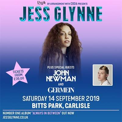 An image for Jess Glynne Giveaway