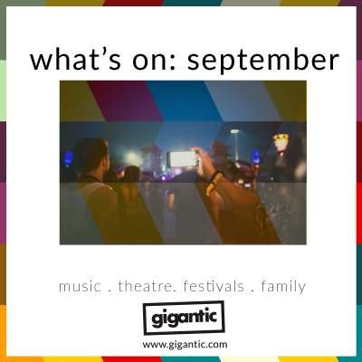 An image for What's On: September