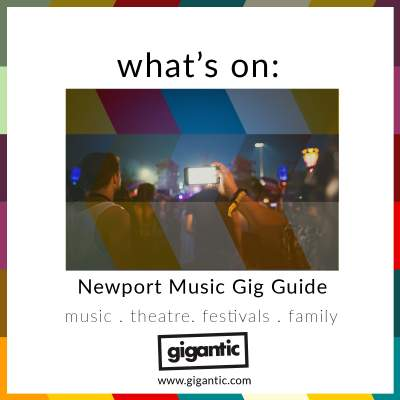 An image for What's On: Newport Music Gig Guide