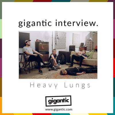 An image for Interview: Heavy Lungs