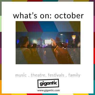 An image for What's On: October