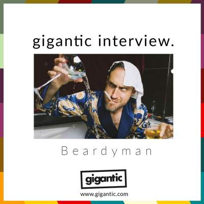An image for Interview: Beardyman