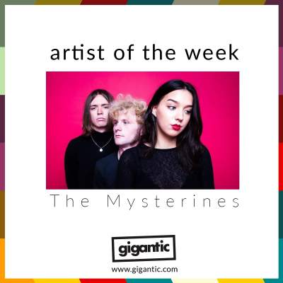 An image for AOTW // The Mysterines