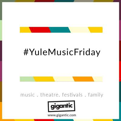 An image for #YuleMusicFriday