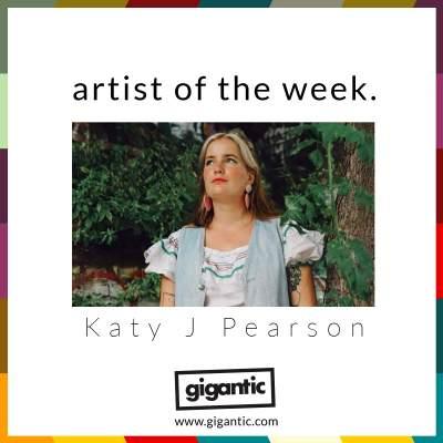 An image for AOTW // Katy J Pearson
