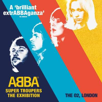 An image for ABBA Super Trouper - Competition!