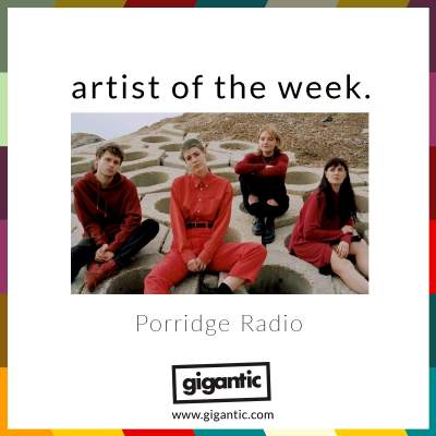 An image for AOTW // Porridge Radio