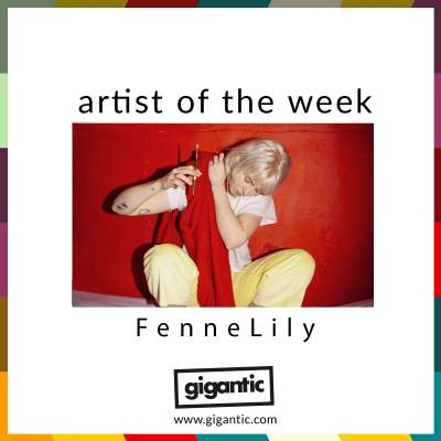 An image for AOTW // Fenne Lily